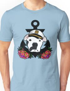 Sailor Stache Unisex T-Shirt