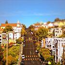 Little Street, Big City by Christopher Burton