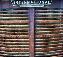 Rusty Grill by James Brotherton