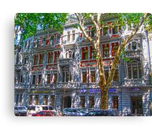 Architecture HDR Canvas Print