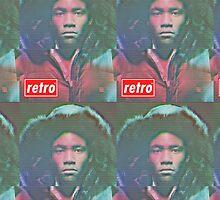 Childish Gambino - Retro by MacklinDocrt