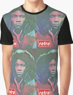 Childish Gambino - Retro Graphic T-Shirt