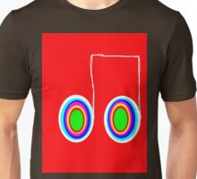 musik note Unisex T-Shirt