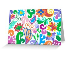 ROMANTIC ABSTRACT 02 Greeting Card
