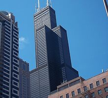 Sears Tower by Carla Benton