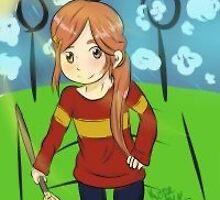 Ginny Weasley by karategrl715