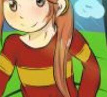 Ginny Weasley Sticker