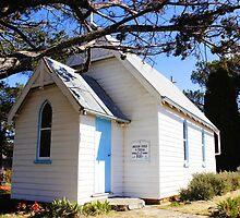 St Thomas Church Michelago NSW by Kym Bradley