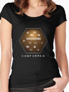 ZEN: Confirmed Women's Fitted Scoop T-Shirt