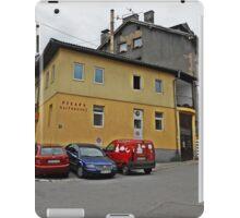 Pekara,Sarajevo iPad Case/Skin