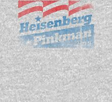 Heisenberg Pinkman Campaign Tee 2012 Unisex T-Shirt