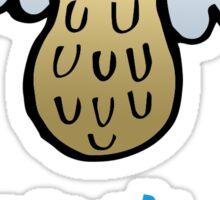 Peanut Free Flyer Sticker