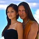 Rick Mora & Taywanee Reevis by carlos reynosa
