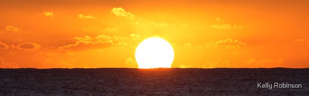 Sunrise Shelly by Kelly Robinson