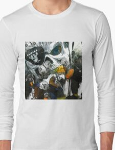 Eye Patch Raider Nation Long Sleeve T-Shirt