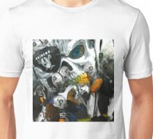 Eye Patch Raider Nation Unisex T-Shirt