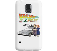 Back to the X-Files Samsung Galaxy Case/Skin