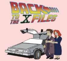 Back to the X-Files Kids Clothes