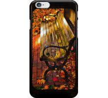 Autumn fever iPhone Case/Skin