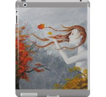 Change in the Wind iPad Case/Skin
