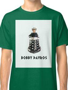 Bobby Davros T-shirt Classic T-Shirt