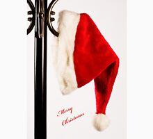 Merry Christmas Santa Hat Unisex T-Shirt