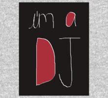 disc jockey by fonzyhappydays