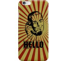 Hello Man  iPhone Case/Skin