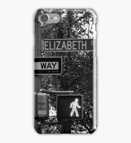 Elizabeth Street iPhone Case/Skin