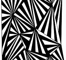 Hey look, a bunch of triangles! by StevenTatlock