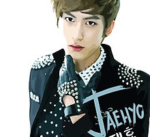 Block B - Jaehyo by ScissorCrazy