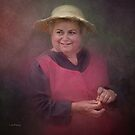 Happiness is a straw hat by Jan Pudney
