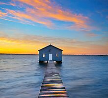 Crawley Boat Shed by Kirk  Hille