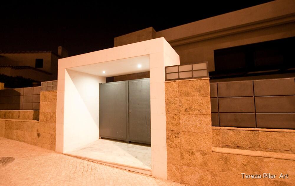 portico light by terezadelpilar ~ art & architecture