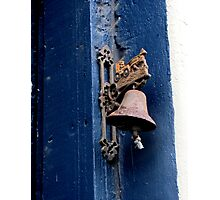 Sutton, West Virginia: Ring Bell for Service Photographic Print