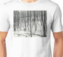 Winter hike Unisex T-Shirt