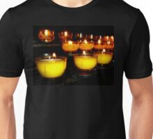 Church Candles Unisex T-Shirt