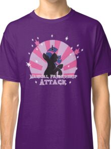 Magical Friendship Attack. Classic T-Shirt