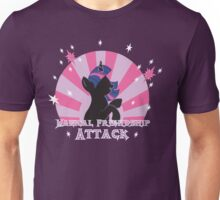 Magical Friendship Attack. Unisex T-Shirt