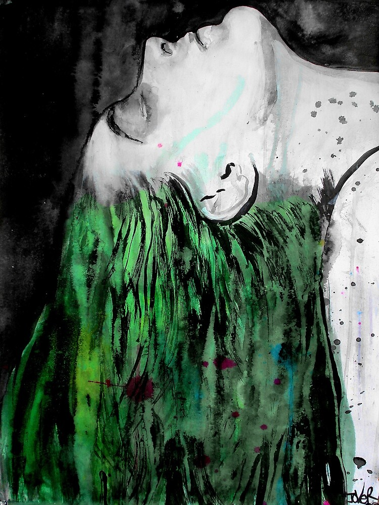 she feels dreams by Loui  Jover