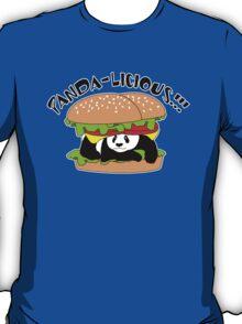 Panda Burger T-Shirt