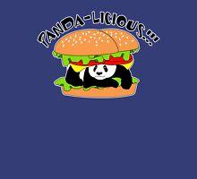 Panda Burger Unisex T-Shirt