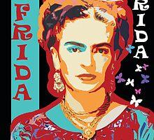 Digital Frida by LetyLeru