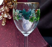 Let's Drink to Happy Holidays by Sherry Hallemeier