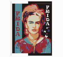 Digital Frida for Tshirts! by LetyLeru