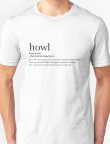 Howl - T-shirt T-Shirt