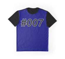 #007 - Shorthand Hex Color Code - CSS Humor Graphic T-Shirt