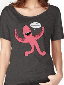 awesome squid arms Women's Relaxed Fit T-Shirt