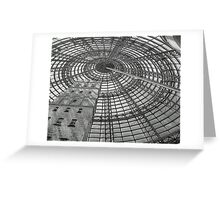 Coops Shot Tower c1888 - Melbourne, Australia - The HDR Experience Greeting Card