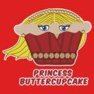 THE PRINCESS BUTTERCUPCAKE parody by M. E. GOBER